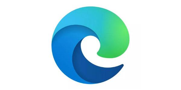 Edge logo 2020 Microsoft