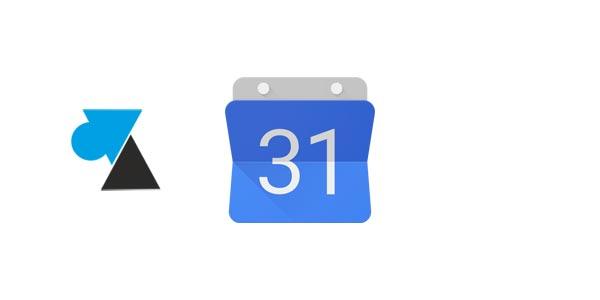 WF agenda google calendar logo