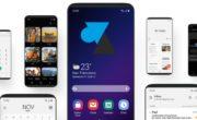 Afficher le % de batterie sur appareil Samsung