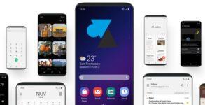 WF Samsung Android One UI Galaxy Tab