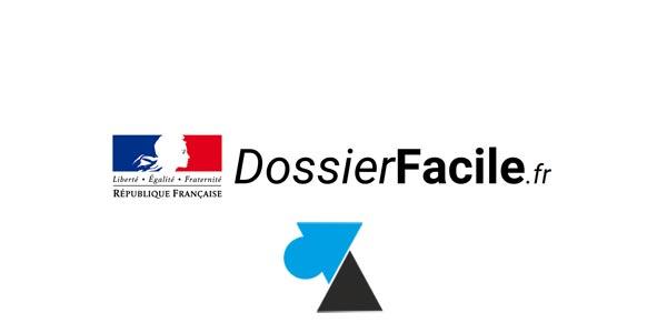 tutoriel guide dossierfacile dossierfacile.fr