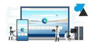 WF Edge Microsoft navigateur web