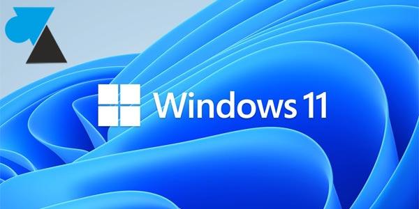 Windows 11 dès le 5 octobre 2021