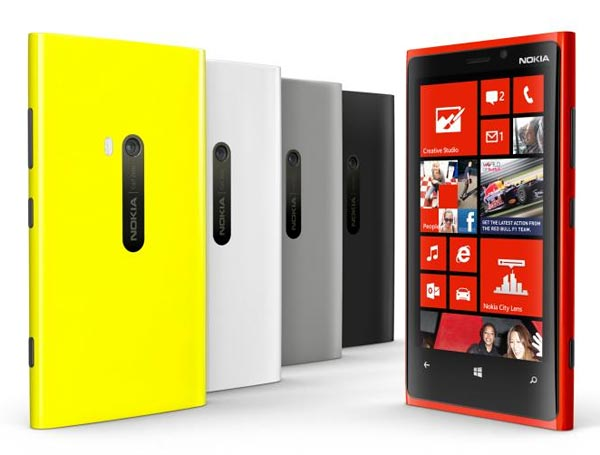 Lumia 820 et 920, premiers Nokia sous Windows Phone 8