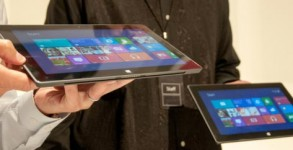 Windows 8 RT tablette tablet Microsoft Surface photo