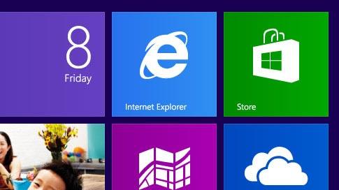 Internet Explorer 10 mise sur le tactile