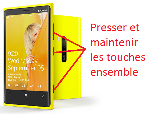 Lumia 920 hard reset