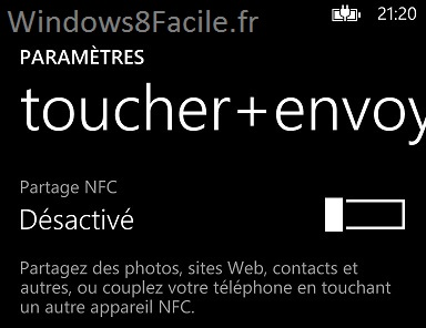 Windows Phone NFC 3