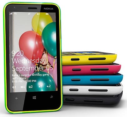Nokia Lumia 620 smartphone pas cher Windows Phone 8