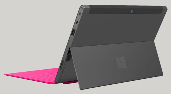 tablette Microsoft Surface Pro avec Windows 8 Professionnel