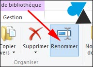 modifier extension fichier Windows 8