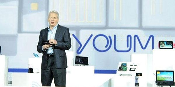 Samsung présente un Windows Phone 8 à écran souple