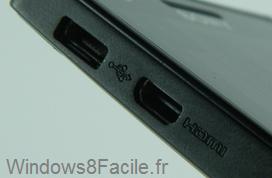 Sony Xperia prise hdmi