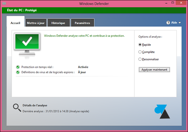 Quel antivirus pour Windows 8 ?