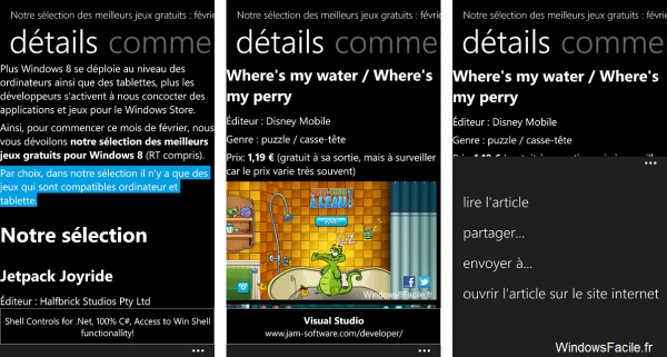 Windows8Facile article détail