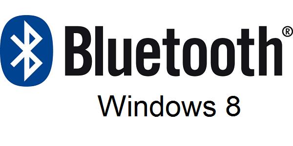 Windows 8 Bluetooth