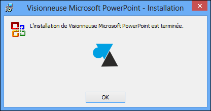 Ouvrir un fichier powerpoint pps ou ppt sans le pack office - Telecharger gratuitement office ...
