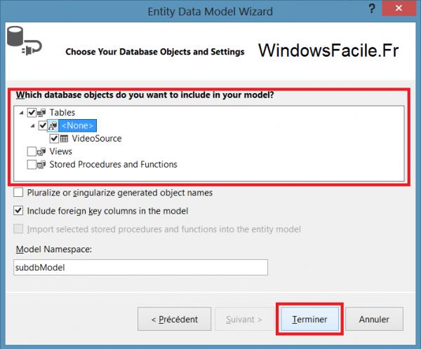 ADO.NET SQLite Tables