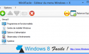 Windows 8 : personnaliser le mini menu démarrer (Windows + X)