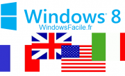 Changer la langue du clavier dans Windows