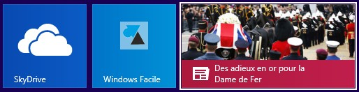 icone Bing Actualites Windows 8