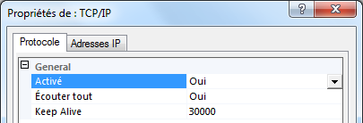 SQL Server 2008 R2 activation TCP IP