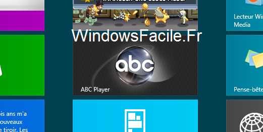 ABC Player tuile