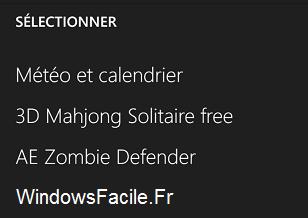 nfc Tag choix app