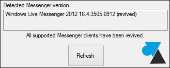 MessengerReviver ok