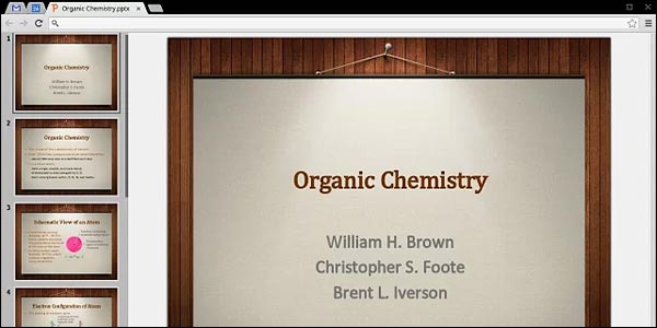 Google Chrome Office Viewer Word Excel PowerPoint