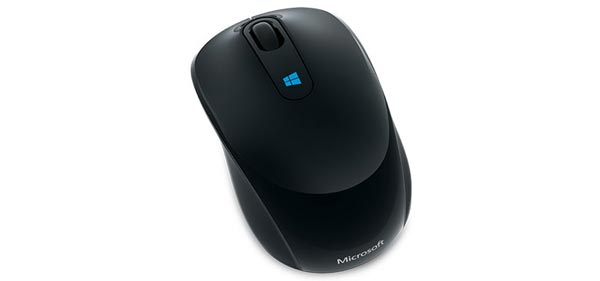 souris Microsoft Sculpt Mobile Mouse