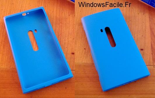 Coque CC-1043 Lumia 920 bleue