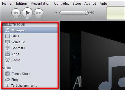 Apple iTunes 10 synchroniser iPhone iPad iPod sur Windows 8