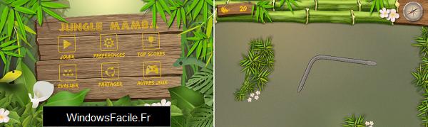 Jungle Mamba WP8