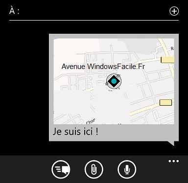 WP8 localisation mms