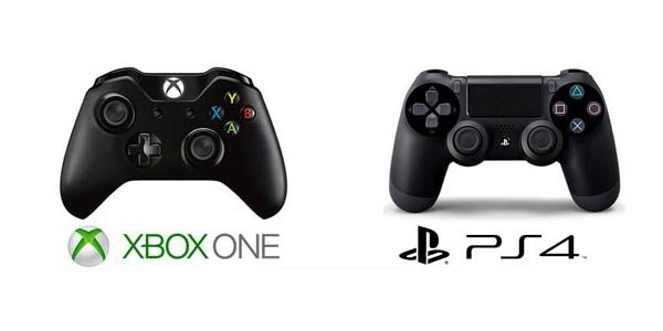 Xbox one et playstation 4 de vrais ordinateurs de jeu for Meuble tv xbox one