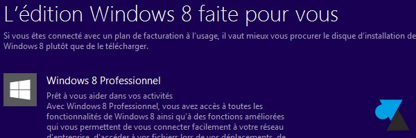 telecharger windows 8 pro gratuit