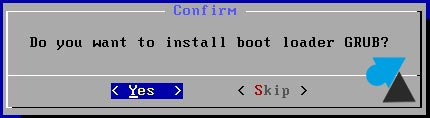tutoriel installer Android OS boot loader GRUB