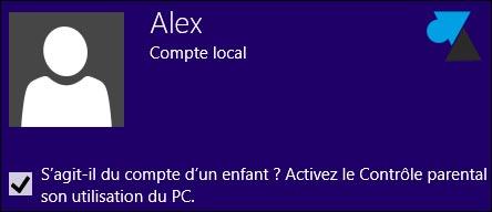 creer nouvel utilisateur Windows8