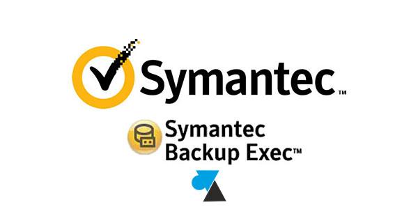Symantec Backup Exec logo