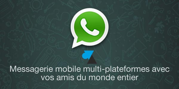 WhatsApp : comparatif Android et Windows Phone