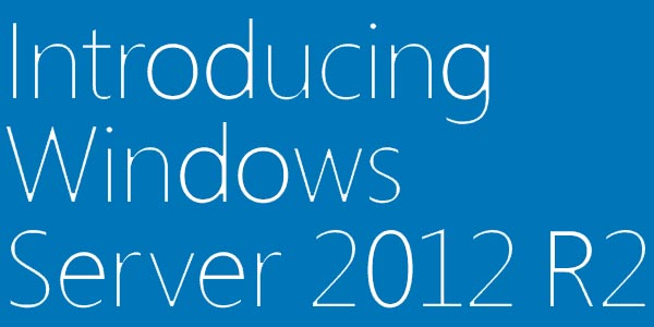 Ebook gratuit sur Windows Server 2012 R2