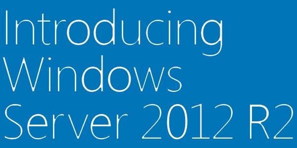 Ebook gratuit sur Windows Server 2012 R2