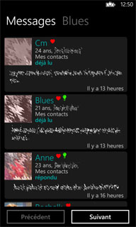 App Rencontre messagerie