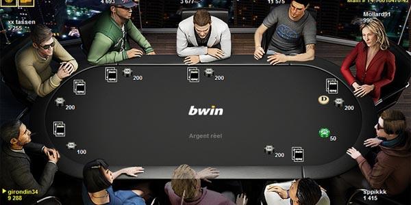 Jouer au poker sur ordinateur, tablette et smartphone