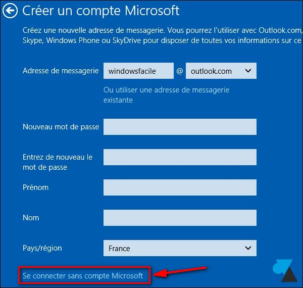 tutoriel manuel Windows 8-1 installe