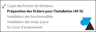 Windows 8.1 installation