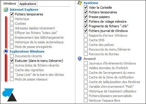tutoriel installer configurer ccleaner nettoyage pc