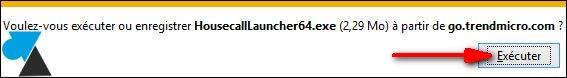 telecharger Trend Housecall antivirus gratuit