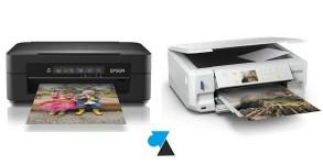 telecharger driver logiciel pilote Epson imprimante copieur multifonction
